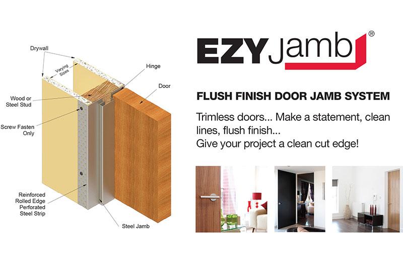 EZY JAMB - Priority Door & Window Products