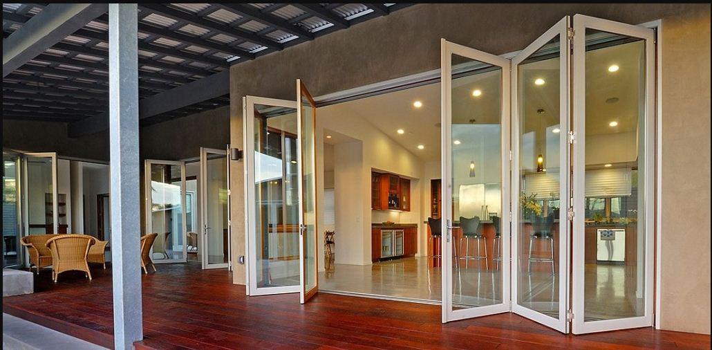 Backyard Needs A Bifold Patio Door System, How Much Are Accordion Patio Doors