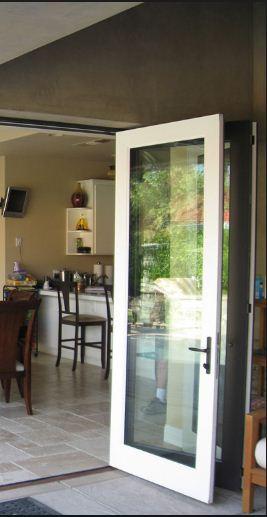 Escondido, CA bifold patio doors