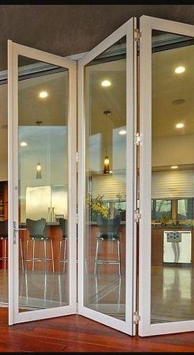 Bi Fold Patio Doors With Internal Blinds: Bifold Patio Doors In Poway, CA
