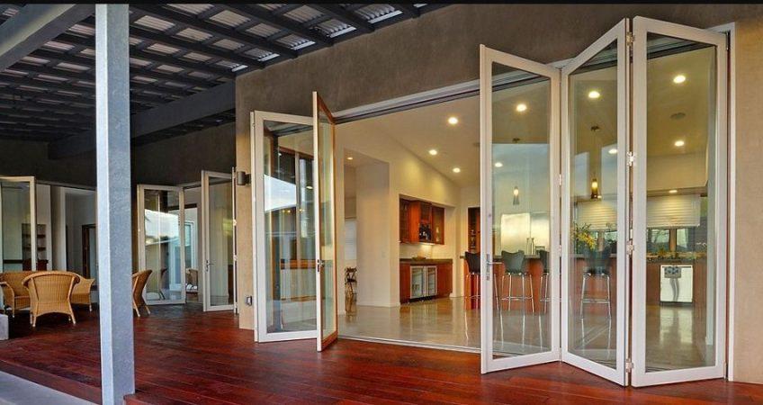 Coronado, CA bifold doors
