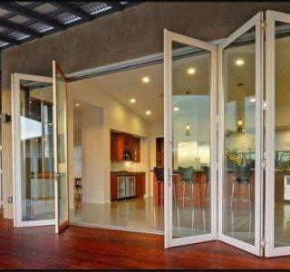 Dana Point, CA bifold patio doors