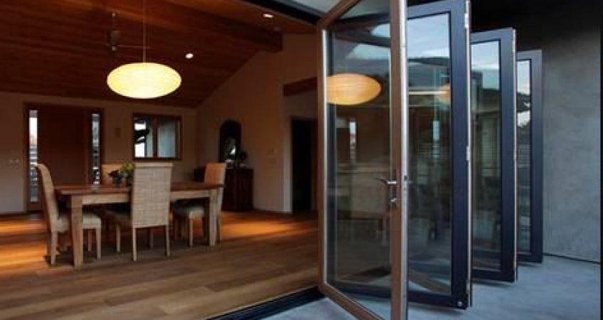 Poway, CA bifold patio doors