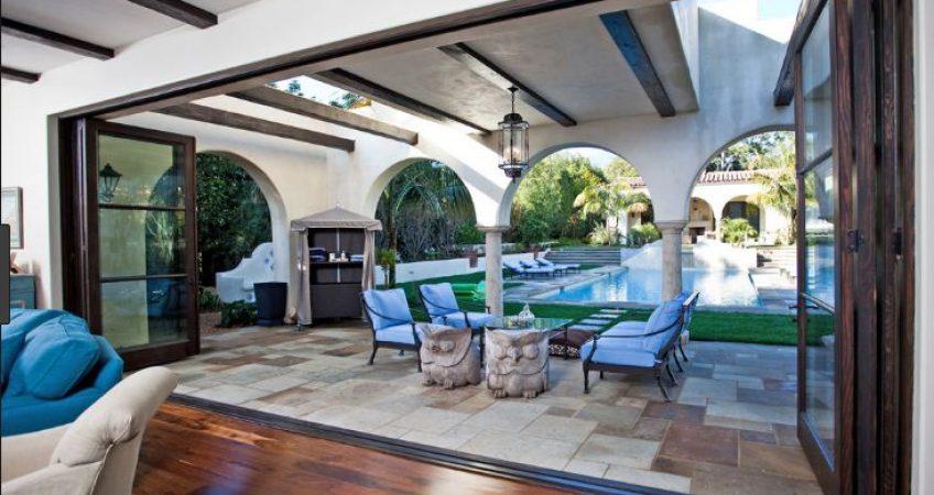 San Clemente, CA bifold patio doors
