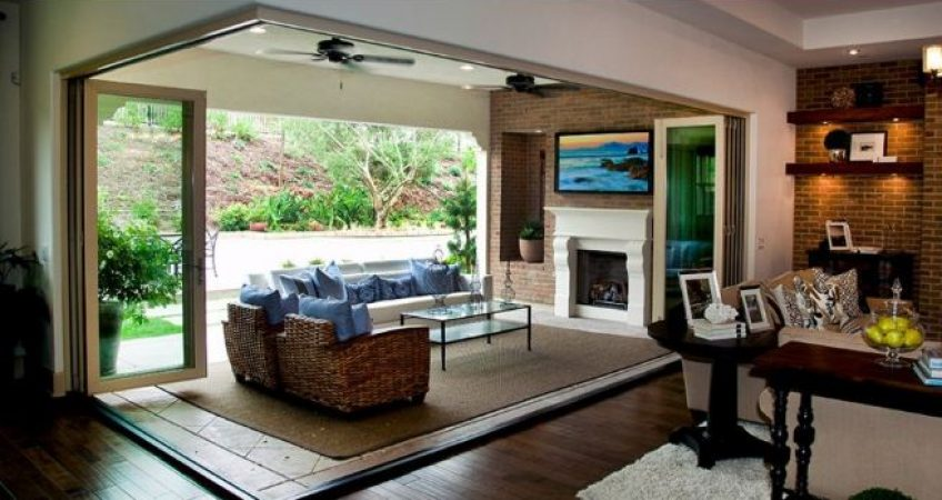 Temecula, CA bifold patio doors