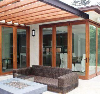 bifold patio doors in Escondido, CA