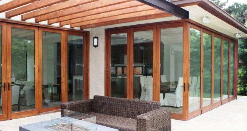 bifold patio doors in Escondido, CA